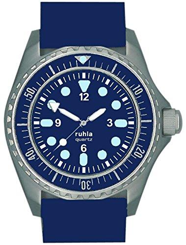 Garde Ruhla Uhren aus Ruhla RUHLA NVA Kampfschwimmeruhr limitiert 66 53