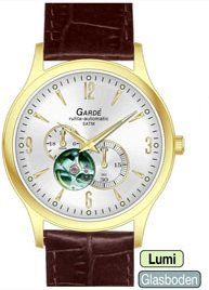Garde Uhren aus Ruhla Automatik Herrenuhr 11413