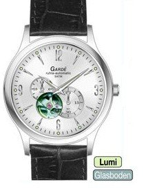 Garde Uhren aus Ruhla Automatik Herrenuhr 11414