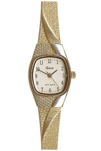 Garde Uhren aus Ruhla Damenuhr Milanaiseband 7546 3