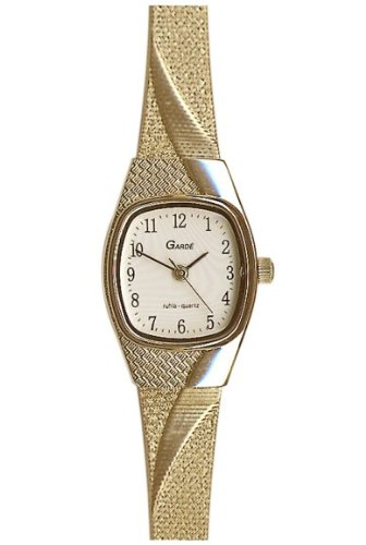 Garde Uhren aus Ruhla Milanaiseband 7546 3