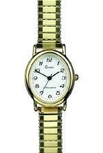 Garde Uhren aus Ruhla Damenuhr Zugband 6822