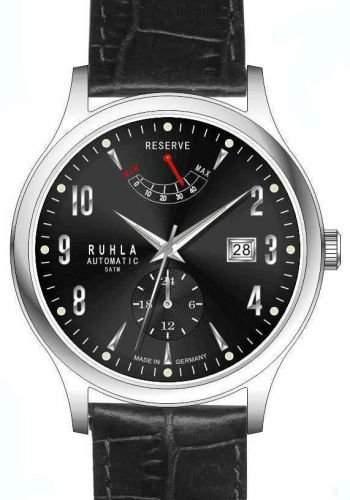 Garde Uhren aus Ruhla RUHLA Automatik Herrenuhr 91327 Gangreserven Anzeige