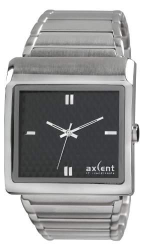 Axcent of Scandinavia Armbanduhr Harry schwarz