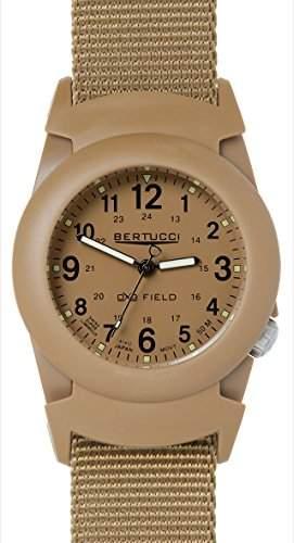 Bertucci DX3 Field Watch | KhakiCoyote 11025