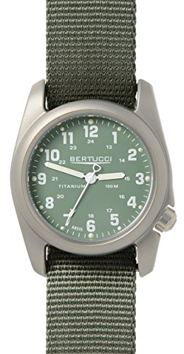 Bertucci A 2T Original Classics Watch Drab Defender Drab 12084