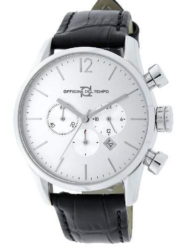 Officina del Tempo Style Minimal Chronograph OT10331100AN