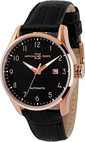 Orologio uomo Officina del Tempo - mod STYLE II 8215 Made in Italy