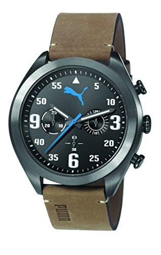 Puma Fame Chronograph Quarz Leder PU103871003