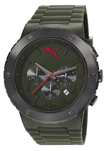 Puma Time Blast Chronograph Quarz Plastik PU103701003