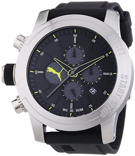 PUMA TIME XL IMPULS Chronograph Quarz Resin PU103791002