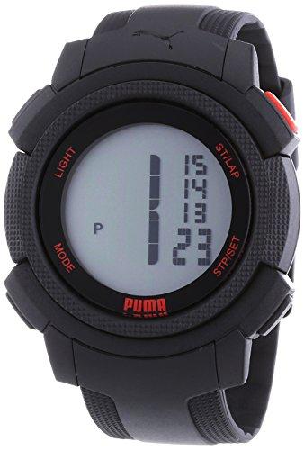 PUMA TIME XL NEXT Digital Quarz Resin PU911151001