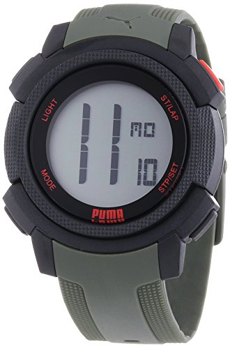 PUMA TIME XL NEXT Digital Quarz Resin PU911151003