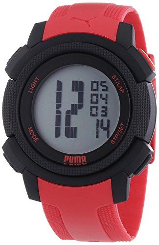 PUMA TIME XL NEXT Digital Quarz Resin PU911151004