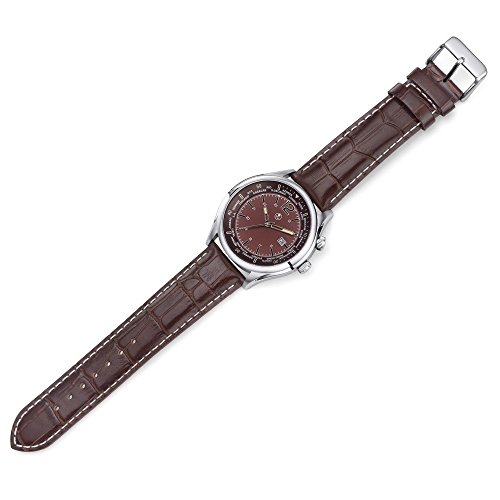 Oliver Weber Uhr Derby brown with Crystals from Swarovski Damen
