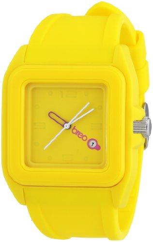 Breo Unisex Armbanduhr Cube Analog Plastik B TI CUB6