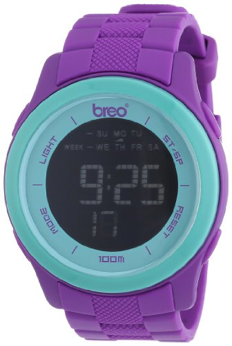 Breo Unisex Armbanduhr Orb 10 Digital Plastik B TI ORX214