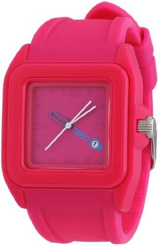 Breo Unisex-Armbanduhr Cube Analog Plastik B-TI-CUB3