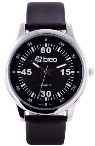 Breo Manus Black Herrenuhr B-TI-MN7