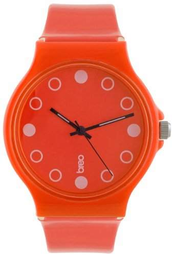 breo Unisex-Armbanduhr Minas Orange B-TI-MS1