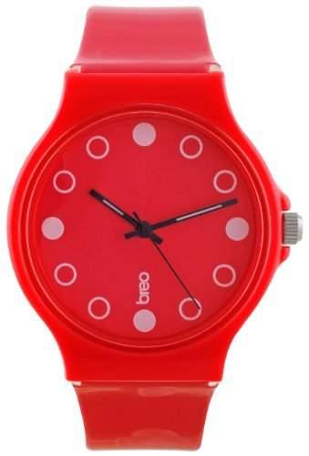 breo Unisex-Armbanduhr Minas Red B-TI-MS10
