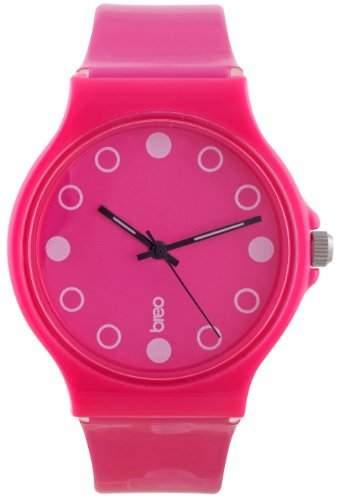 breo Unisex-Armbanduhr Minas Pink B-TI-MS3