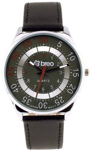 Breo Panorama Black Herrenuhr B-TI-PN7