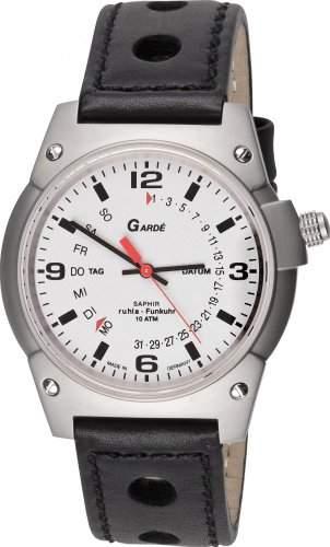 Ruhla Gardé Germany Radio GR224-38 Armbanduhr fuer Ihn Sehr Sportlich