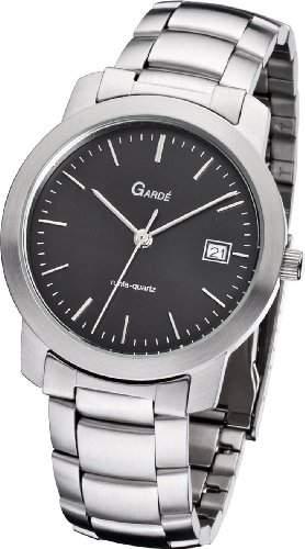 Ruhla Gardé Germany Elegance 1220-6 Armbanduhr fuer Ihn Made in Germany