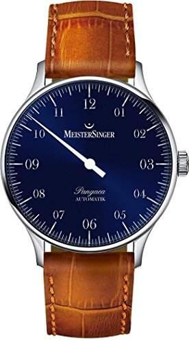MeisterSinger Pangea PM908 Einzeiger Automatikuhr Zeitloses Design