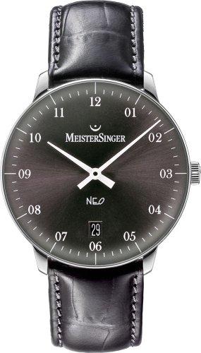 MeisterSinger Neo NE207 Automatikuhr Zeitloses Design