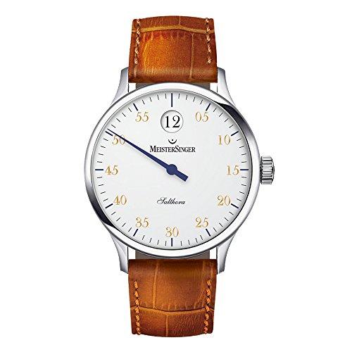 MeisterSinger Uhren Einzeigeruhr Automatik Salthora SH901G