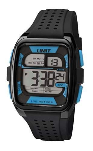 Limit Herren -Armbanduhr Digital Digital Plastik 556324