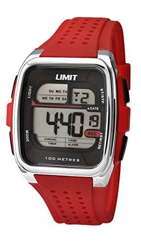 Limit Herren -Armbanduhr Digital Digital Plastik 556424