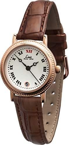 Limit Damen-Armbanduhr Analog leder braun 600701