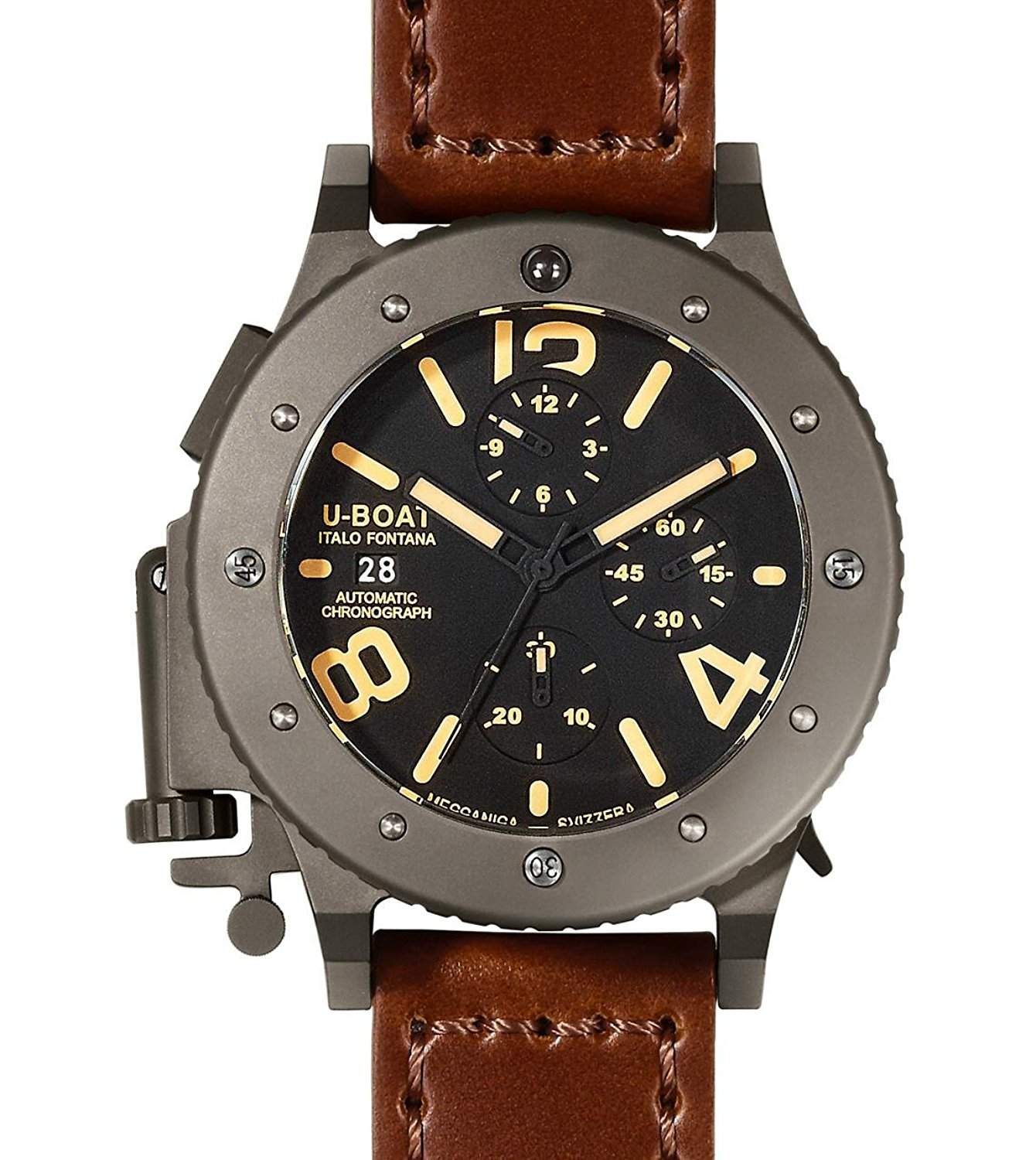 U-Boat U-42 Automatic Chrono 6472
