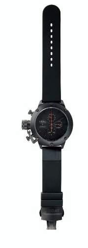 U-Boat Herren-Armbanduhr Classico 53 TIT IPB Chronograph Automatik 6549