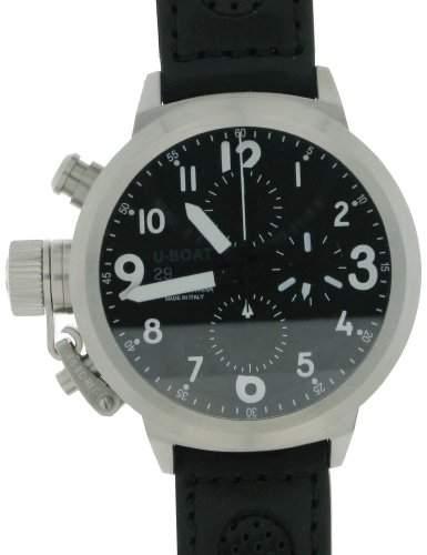 U-Boat Herren-Armbanduhr Flightdeck CAS 3 45 Chronograph Automatik 6249