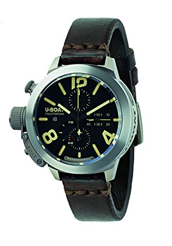 U Boat Unisex Armbanduhr 8061