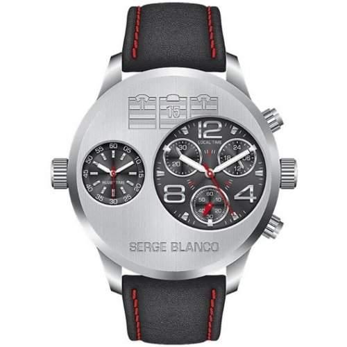 Serge Blanco Uhr - Herren - SB1131-1