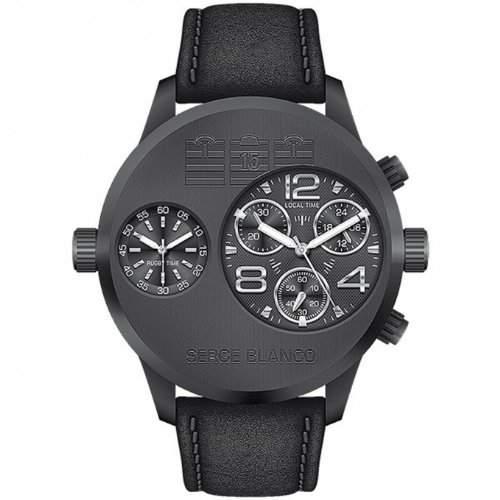 Serge Blanco Uhr - Herren - SB1131-3