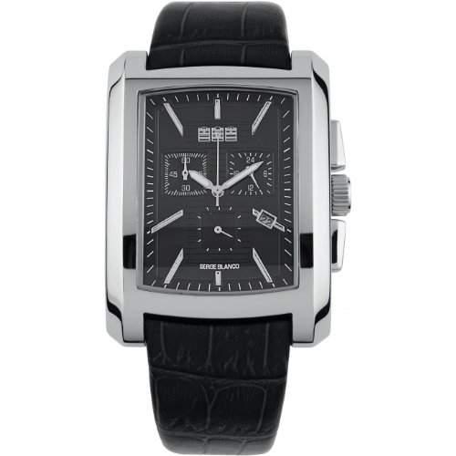 Serge Blanco Uhr - Herren - SB58021