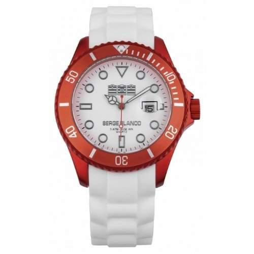 Serge Blanco Uhr - Unisex - SB1090-8