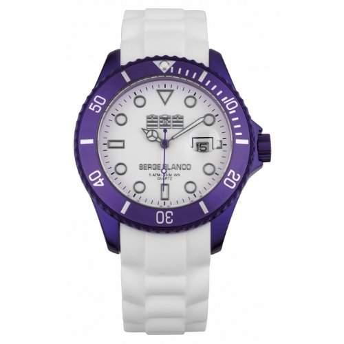Serge Blanco Uhr - Unisex - SB1090-9
