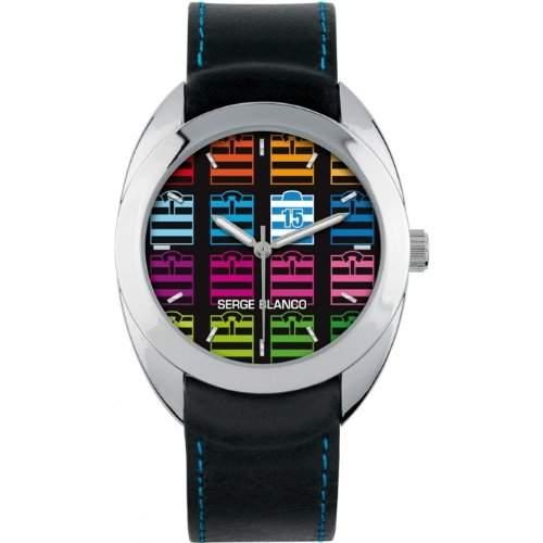Serge Blanco Uhr - Herren - SB1080-11