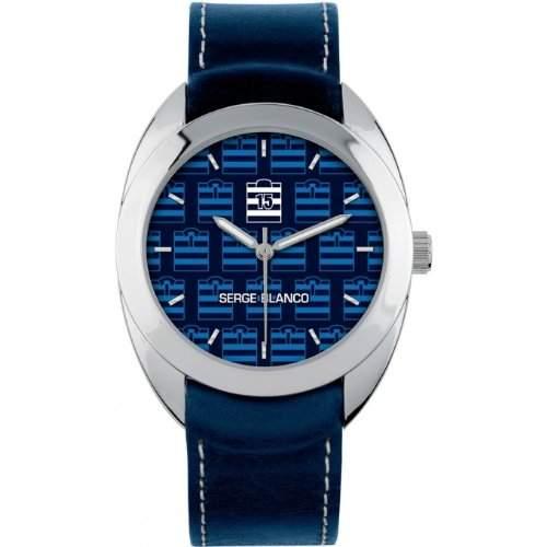 Serge Blanco Uhr - Herren - SB1080-12