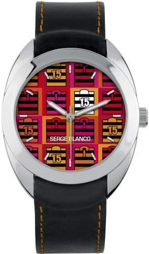 Serge Blanco Uhr - Herren - SB1080-13