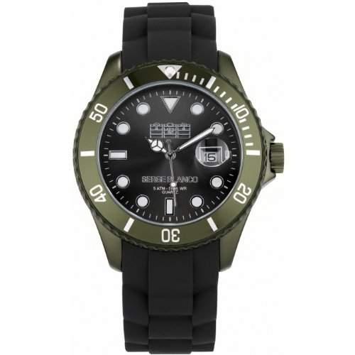 Serge Blanco Uhr - Unisex - SB1090-5