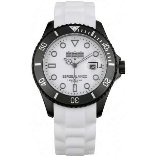 Serge Blanco Uhr - Unisex - SB1090-6