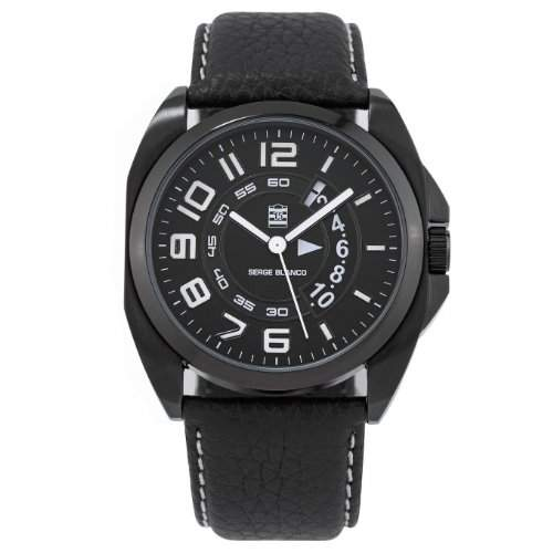 Serge Blanco Uhr - Herren - SB1200-1